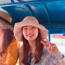 Henkilön Song Yi käyttäjäprofiili