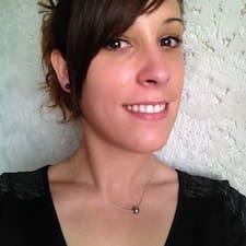 Profil utilisateur de Angélina