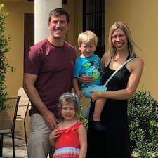 Kristin And Andrew - Uživatelský profil