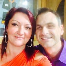 Pete & Maria User Profile