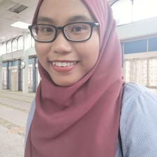 Nur Farah Hannan felhasználói profilja