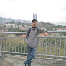 昱阳 User Profile