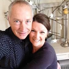 Profil Pengguna Susie & Clive