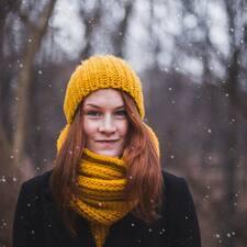 Александра felhasználói profilja