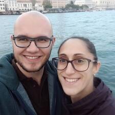 Profil utilisateur de Elio & Sonia