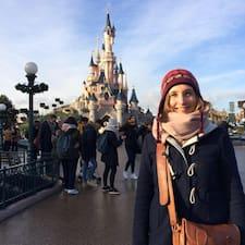 Profil Pengguna Marie-Astrid