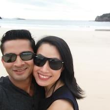 Gebruikersprofiel Kaushal & Jasmine