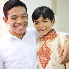 Profilo utente di Muhammad Syazwan