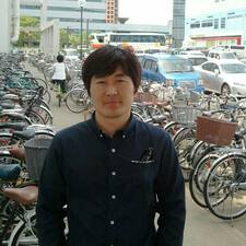 Profil utilisateur de Jeong Wook