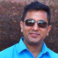 Akash - Uživatelský profil