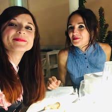 Användarprofil för Simona & Maria