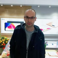 Profil Pengguna Максимильян