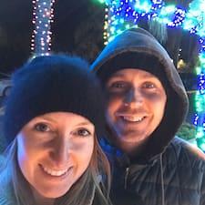 โพรไฟล์ผู้ใช้ Andrew & Stephanie