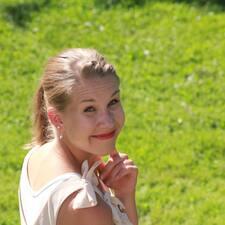 Anna-Mari felhasználói profilja