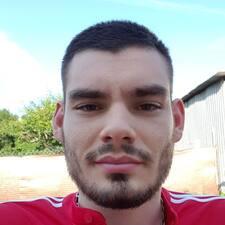 Loic felhasználói profilja
