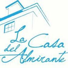 Casa Del的用戶個人資料