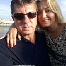 Gebruikersprofiel Svetlana & Valentin