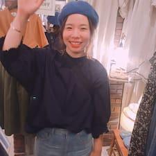 Misaki felhasználói profilja