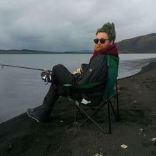 Nutzerprofil von Garðar