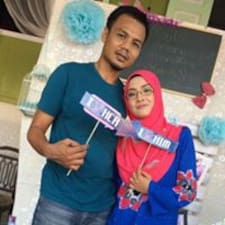 โพรไฟล์ผู้ใช้ Siti Tahirah