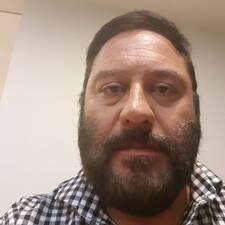 Luis Arturo felhasználói profilja