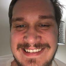 Dalton felhasználói profilja