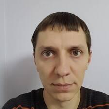 Evaldas User Profile