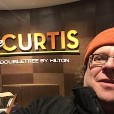 Nutzerprofil von Curtis