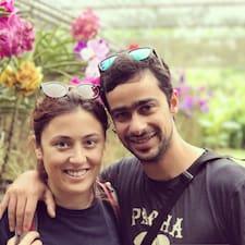 โพรไฟล์ผู้ใช้ Joana & Nuno