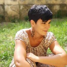 Henkilön Claudia käyttäjäprofiili