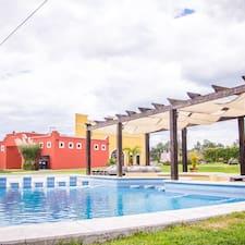 Hotel Hacienda - Uživatelský profil
