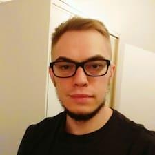 Gebruikersprofiel Jakub