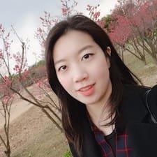 Perfil do usuário de Eunkyung