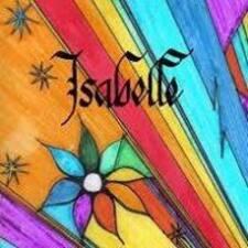 Perfil do utilizador de Isabelle