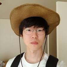 Sungwoo felhasználói profilja