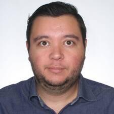 Endrigo felhasználói profilja