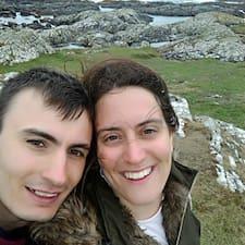 Profil Pengguna Martin & Emilie