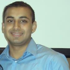 Saurav的用戶個人資料