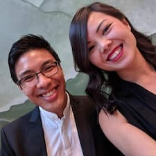 Huong & Andrew User Profile