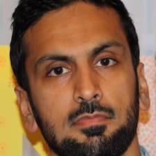 Mubashir User Profile