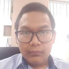 Profil utilisateur de Afiq