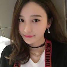 言 - Uživatelský profil