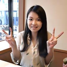 Fangyu felhasználói profilja