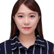지희 felhasználói profilja