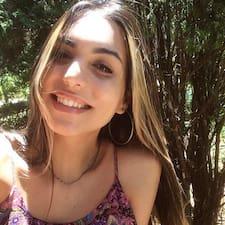 Profil utilisateur de Isabelly