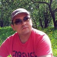 Perfil do usuário de Sergey