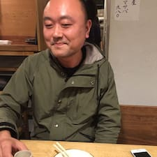Gebruikersprofiel Yoshinori