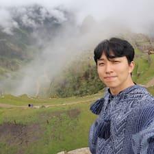 Perfil do usuário de 동현