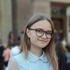 Profilo utente di Елизавета