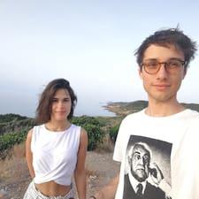 Natalia & Lamberto User Profile